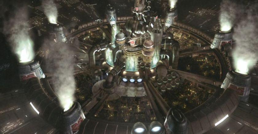 Final Fantasy 7 Remake Membuat Midgar Terasa Hidup