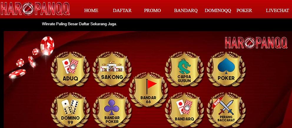 Harapanqq Situs Judi PKV Games No Bot