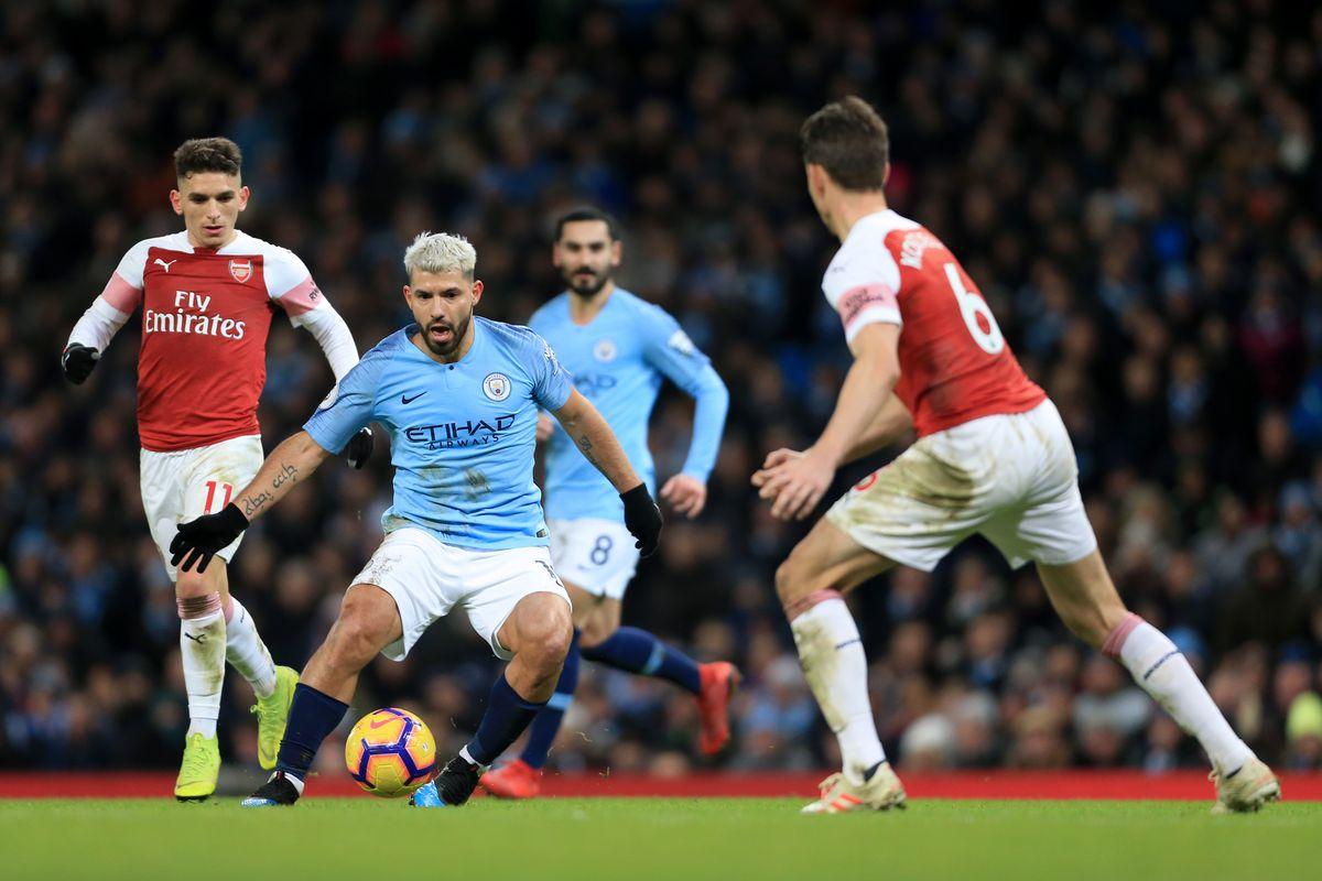 Man City Cukup Efektif Banget Melawan Arsenal
