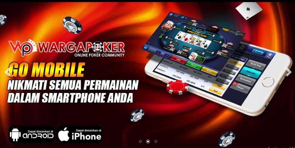 Bermain Ceme dan Poker Online Uang Asli di Wargapoker