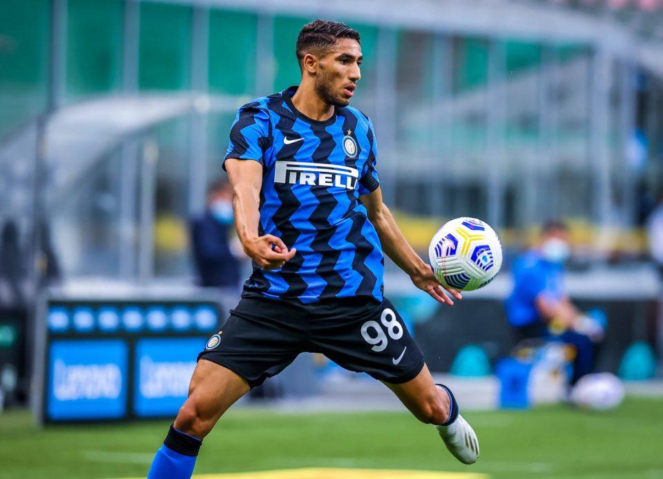 Angkat Kaki Dari Inter Milan – Achraf Hakimi Sudah Resmi Bergabung Dengan PSG