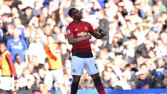 Martial Akan Segera Teken Kontrak Baru Bersama Manchester United