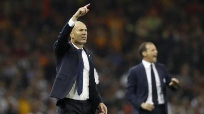 Melatih Madrid Membuat Zidane Menderita