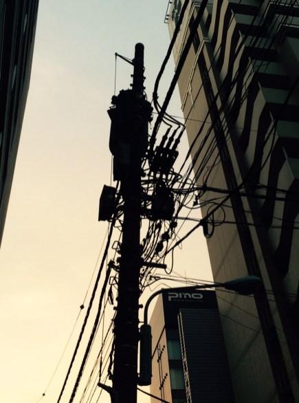 Японские телекоммуникации