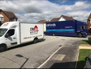 Removals Work with Pickfords