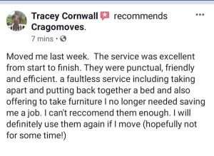 Removals Review from Penzance