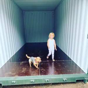 Modelling Container storage in Cornwall