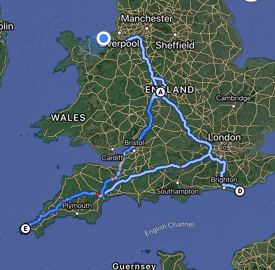Across the UK removals