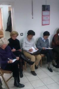 trening relaksacije Krimeja