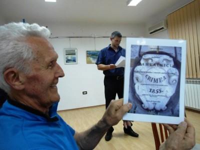 Dodjela priznanja Klubu od MO Krimeja
