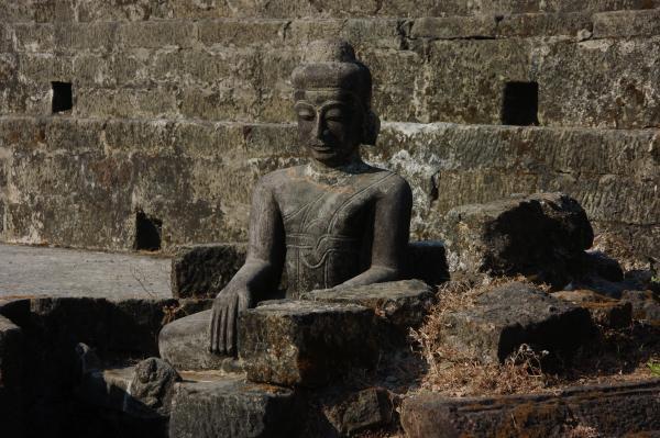 bouddha du centre