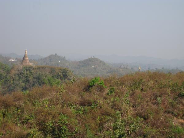 vue dpuis Shwetaung