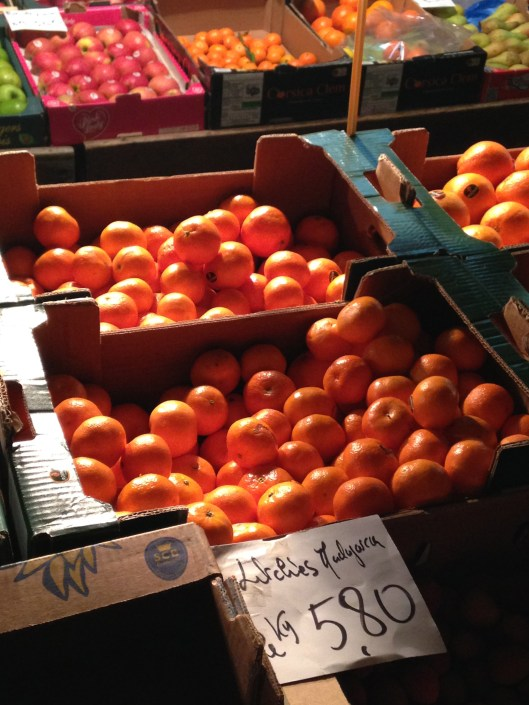 French Clementines