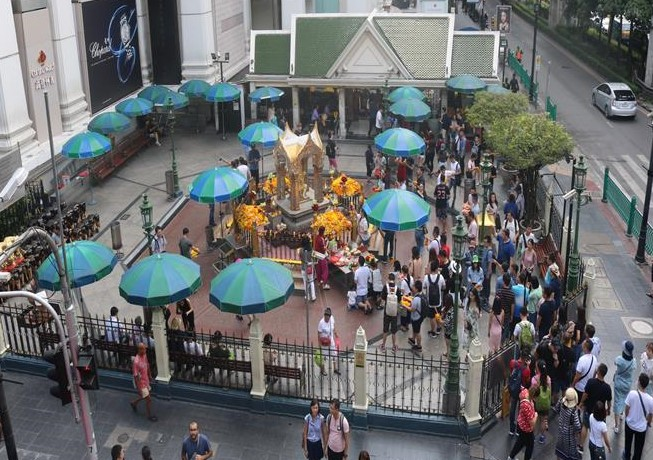 Erawan Shrine 0
