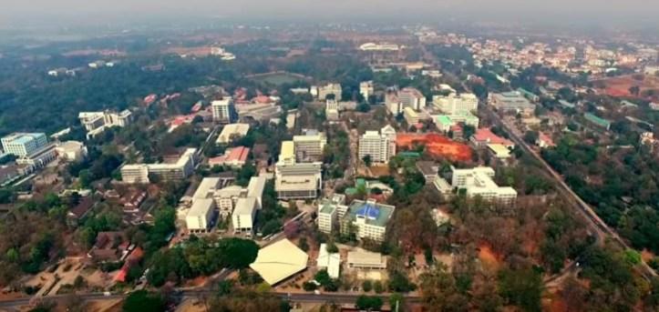 Khon Kaen University Campus