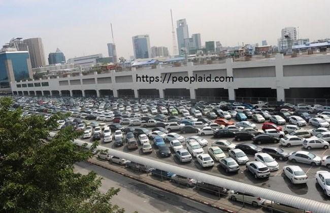 Chatuchak Parking