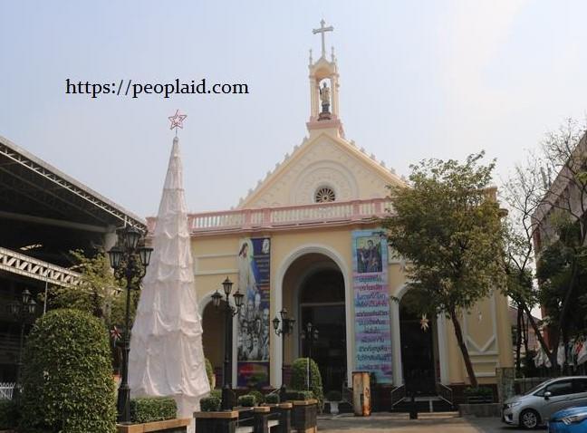 St. Francis Xavier Church in Bangkok