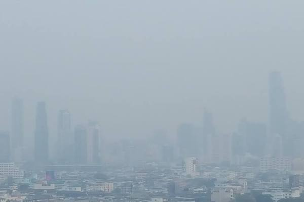 Bangkok Pollution