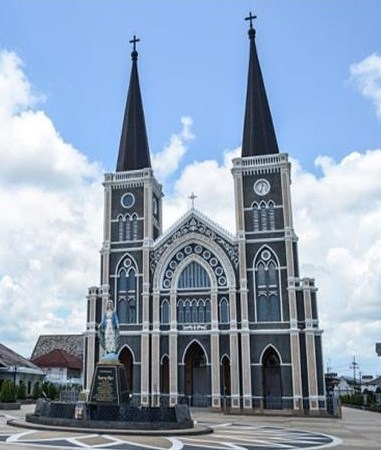 Immaculate Conception Church Chanthaburi