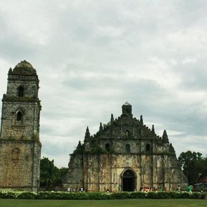 St. Augustine Church in Paoay