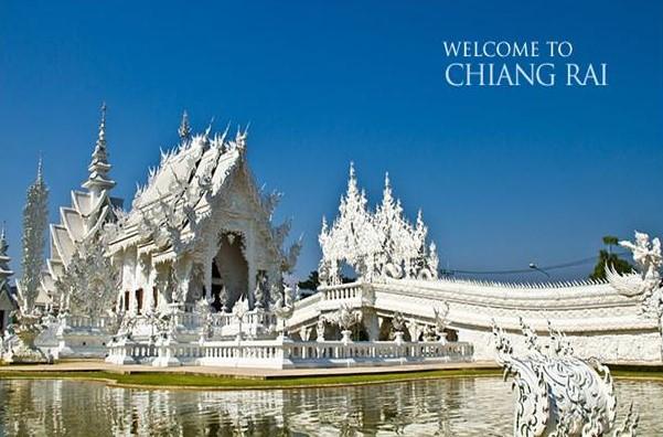 White Temple Chiang Rai Province