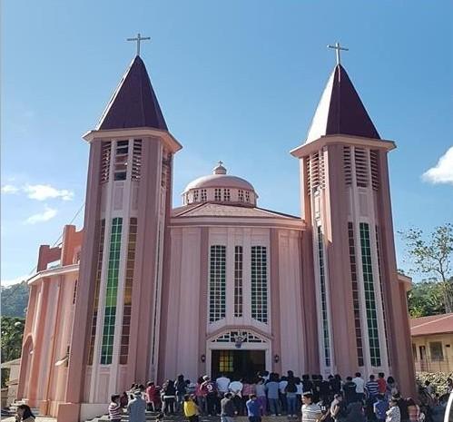 St. Joseph Church Kiangan
