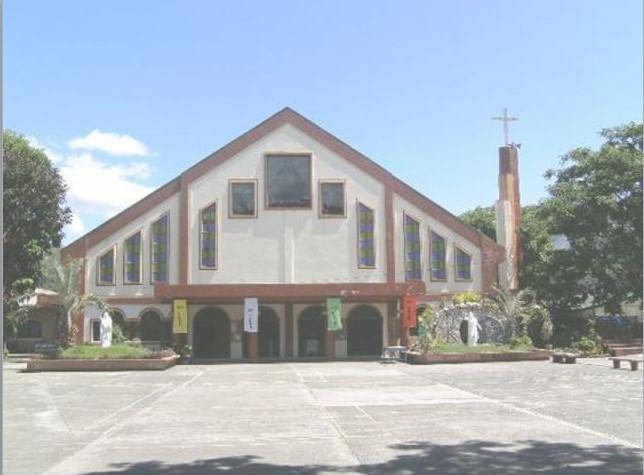 St. Mary Magdalene Church Lagawe, Ifugao