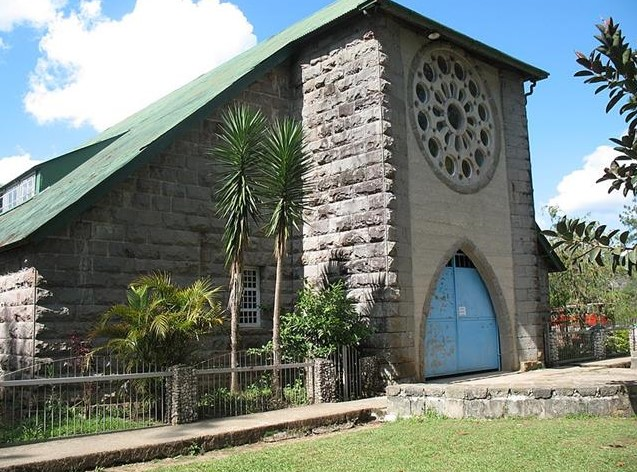 St. Mary the Virgin Church in Sagada