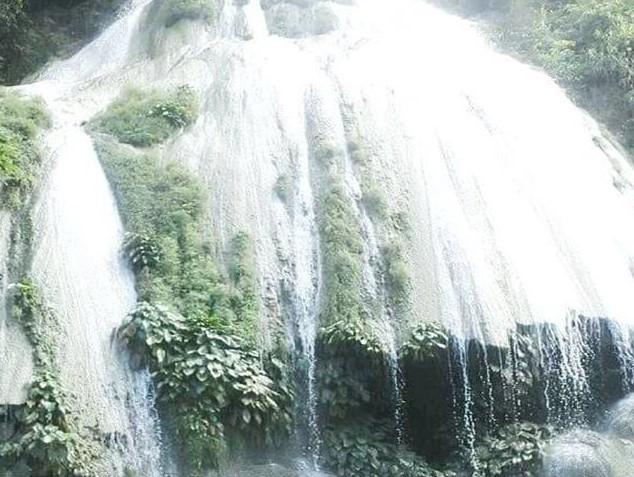 Lapi Waterfalls