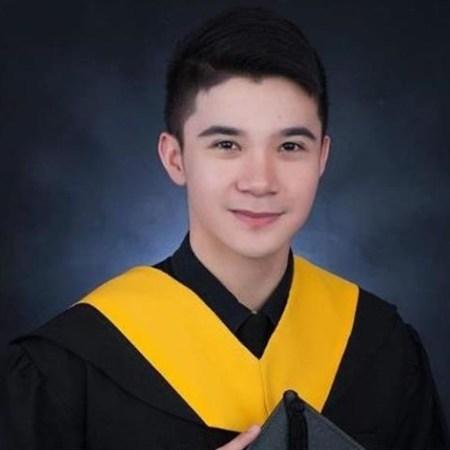 Renz Valerio Graduates