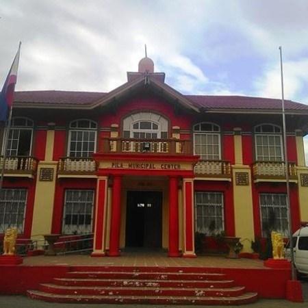 Pila Laguna History