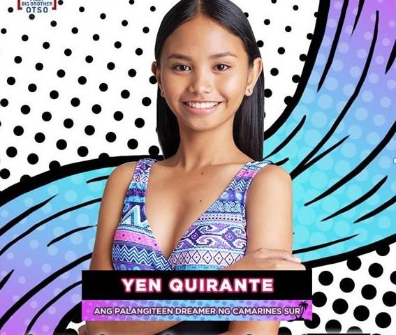 Yen Quirante Biography, PBB Latest - PeoPlaid Profile, Photos