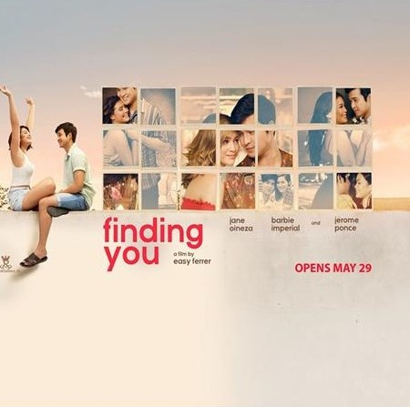 Finding You Movie Poster