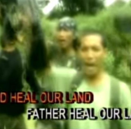 Heal Our Land by Jamie Rivera
