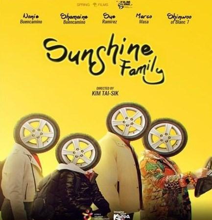 Sunshine Family 2019 Movie Poster