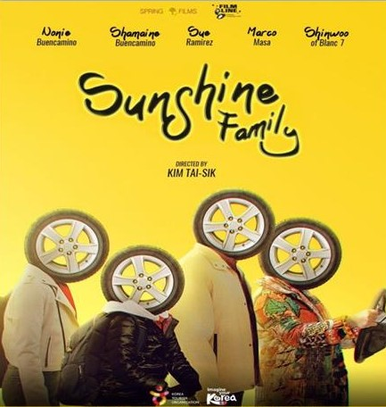 Sunshine Family 2019 Movie Poster
