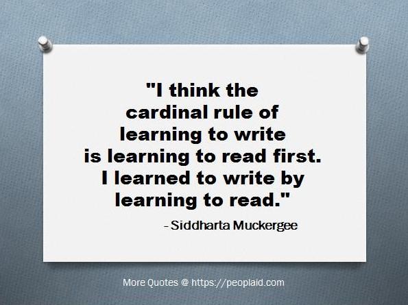 Siddharta Muckergee Quote