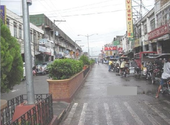 Downtown Cabatuan City