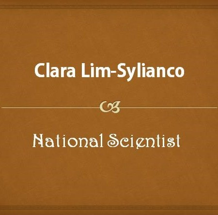 Clara Lim-Sylianco