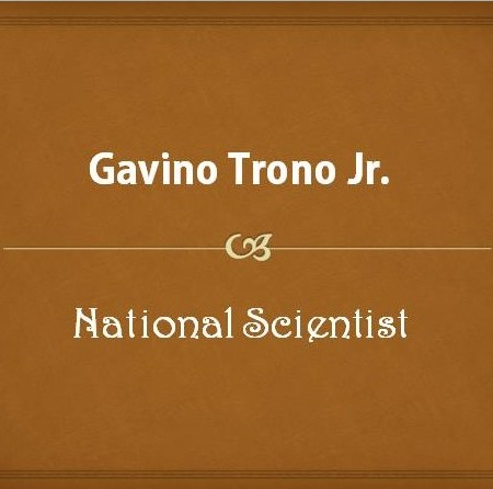 Gavino Trono Jr.