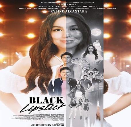 Black Lipstick Movie Poster