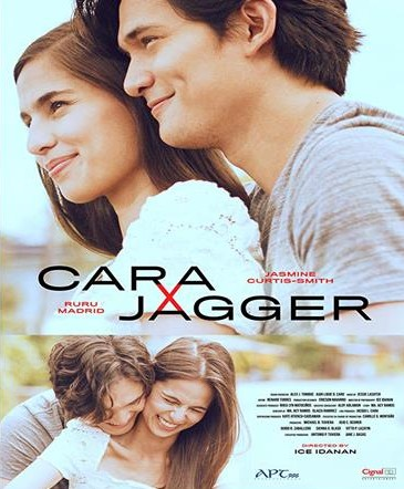 Cara X Jagger Movie Poster