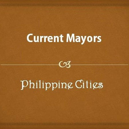 City Mayors of the Philippines