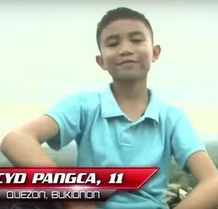 Cyd Pangca