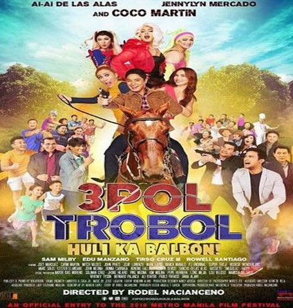 3Pol Trobol Huli Ka Balbon Movie Poster