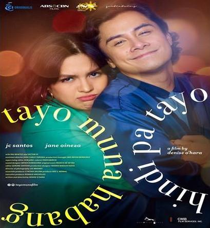 Tayo Muna Habang Hindi Pa Tayo Movie Poster