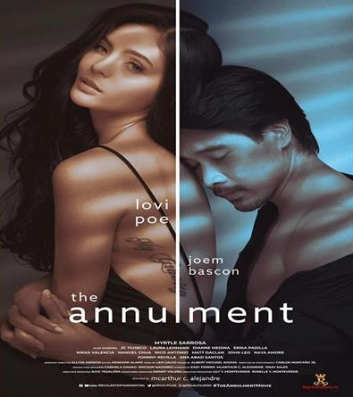 The Annulment Movie Poster