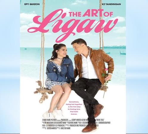 The Art of Ligaw Movie Poster
