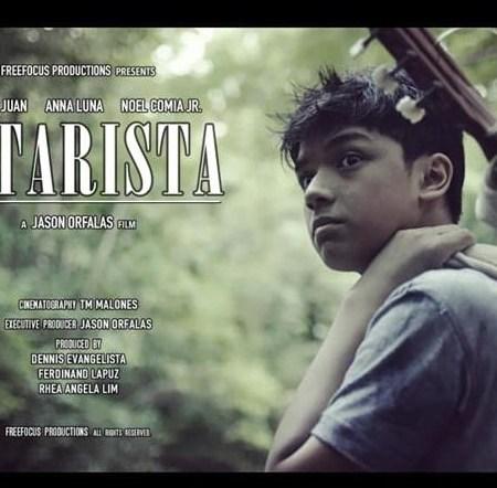 Gitarista Movie Poster
