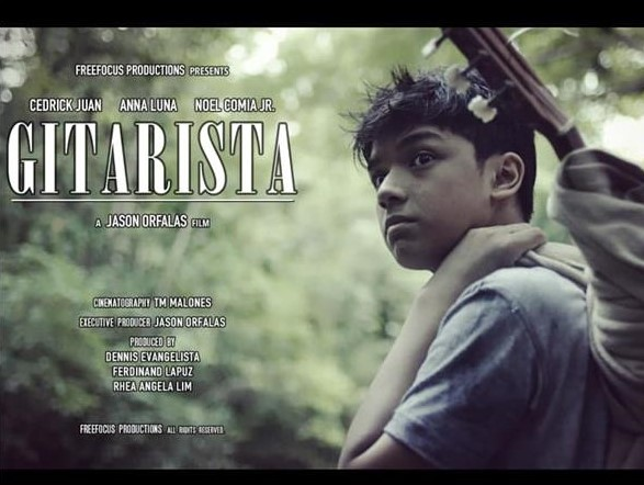 Gitarista Movie Poster